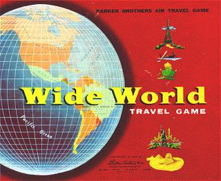 Wide World Travel Game