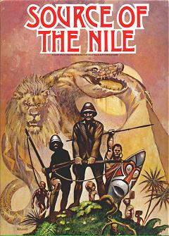 of the nile game