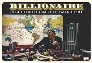how to play billionaire board game